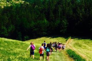 campi estivi parco nazionale foreste casentinesi